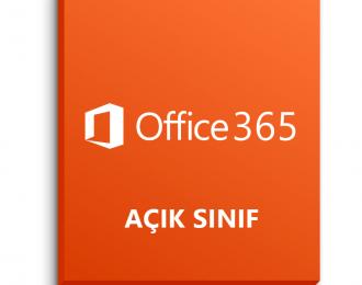Office 365 Açık Sınıf