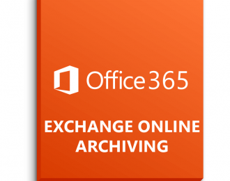 Exchange Online Archiving