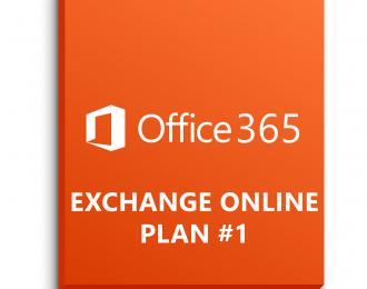 Exchange Online Plan #1